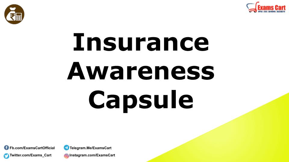 Insurance Awareness Capsule