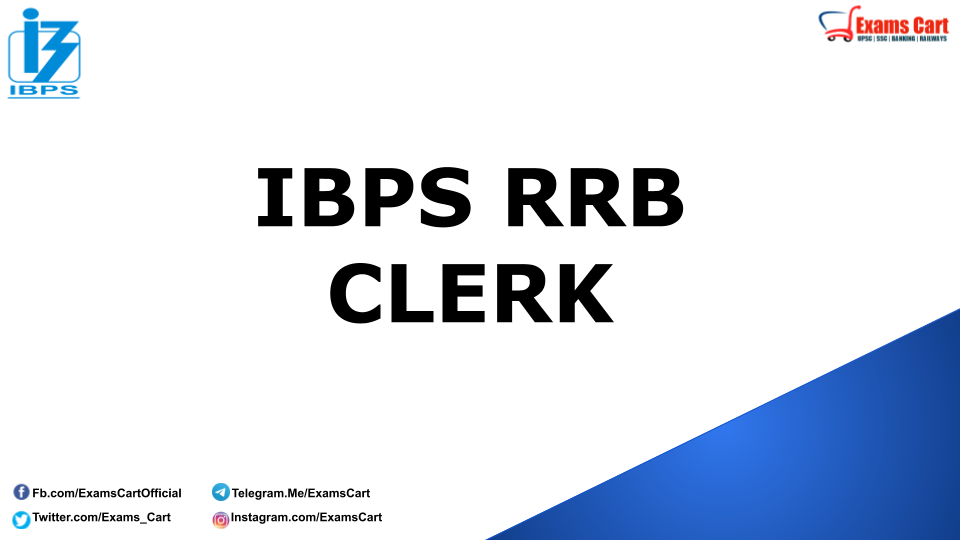 IBPS RRB Office Assistant 2020