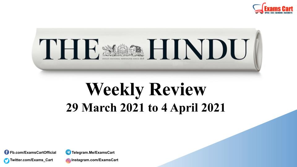 The Hindu Weekly Review