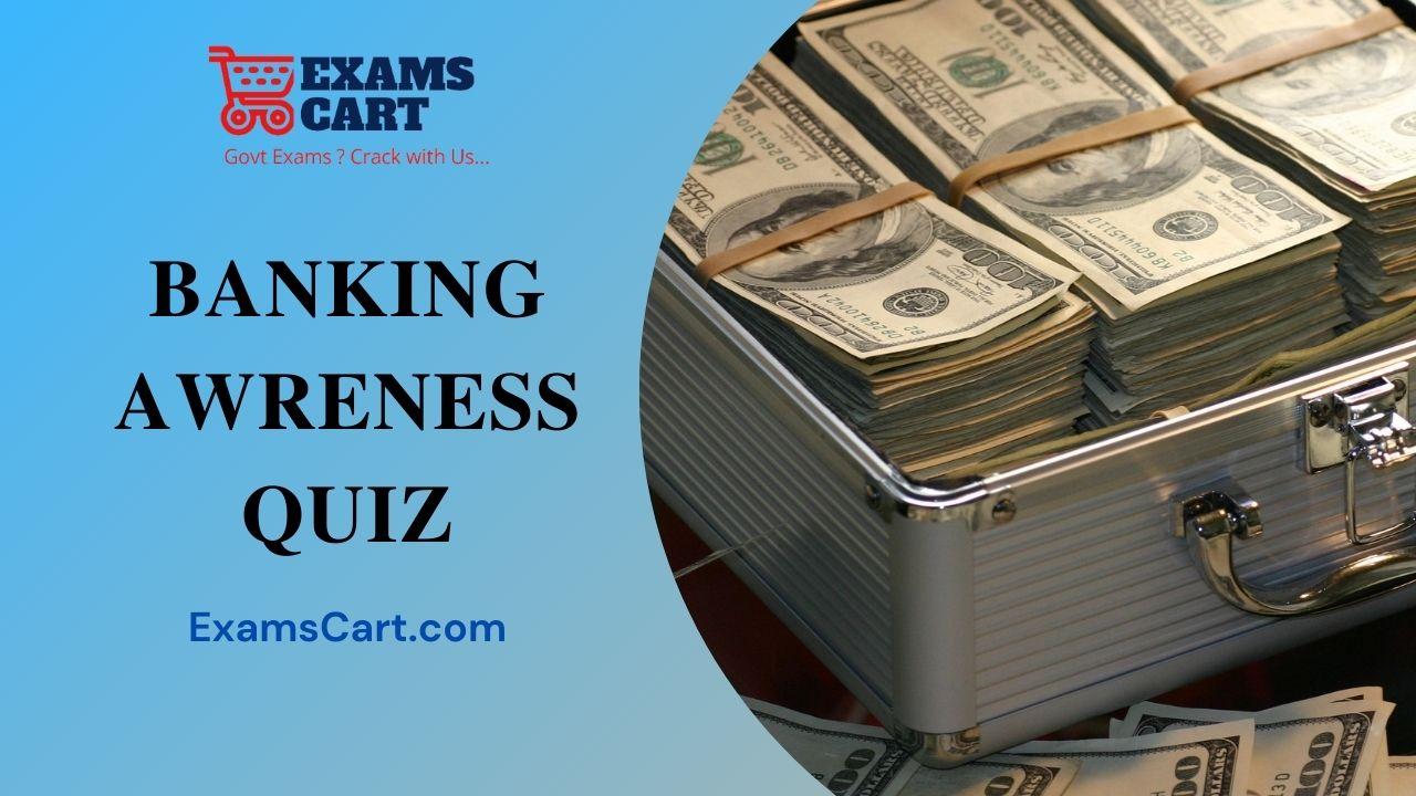 Banking Awareness Quiz (Canva)